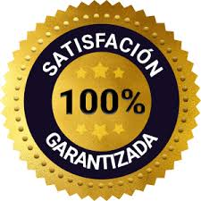 100% SATISFACCIÓN